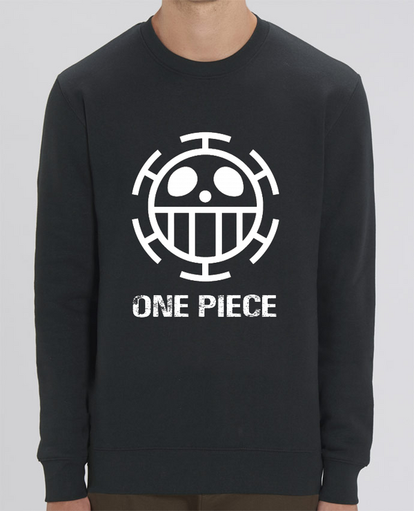 Trafalgar Law | One Piece | Pull Noir Homme