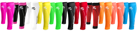 View all Colours of BV Sport Booster Elite Compression Calf Sleeves For Effort here >>