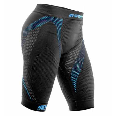 BV Sport R-TECH Exercise Compression Shorts (For Women)
