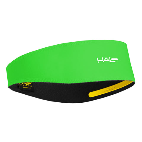 Halo II - pullover headband, Bright Green