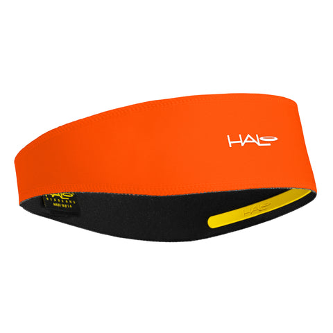 Halo II - pullover headband, Bright Orange