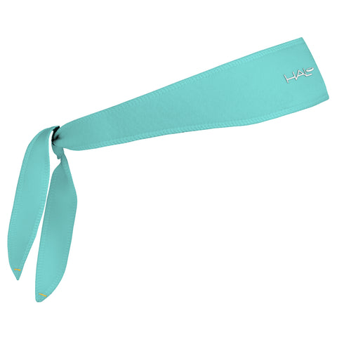 Halo I Tie Headband, Teal