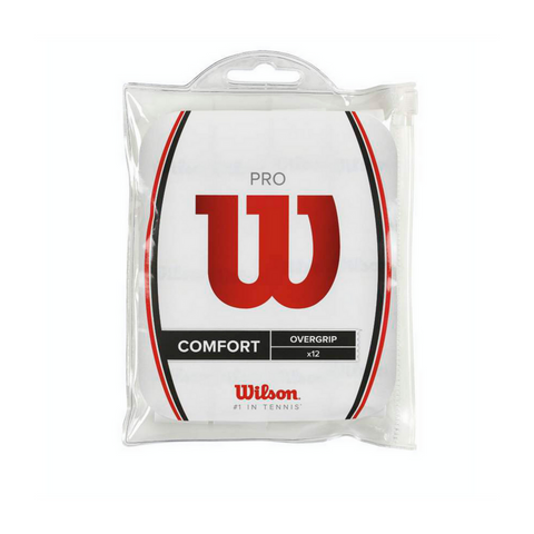 Wilson Pro Overgrip - Pack of 12