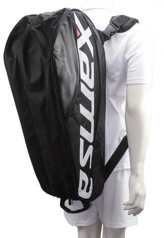 Xamsa Incognito 6-Racquets Bag with Logo