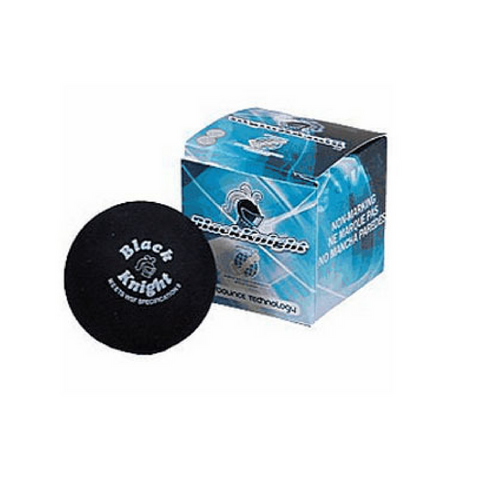 Black Knight Tru-Bounce Blue Dot Squash Balls