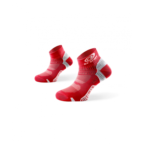 BV Sport LIGHT ONE Socks Red (Pair)