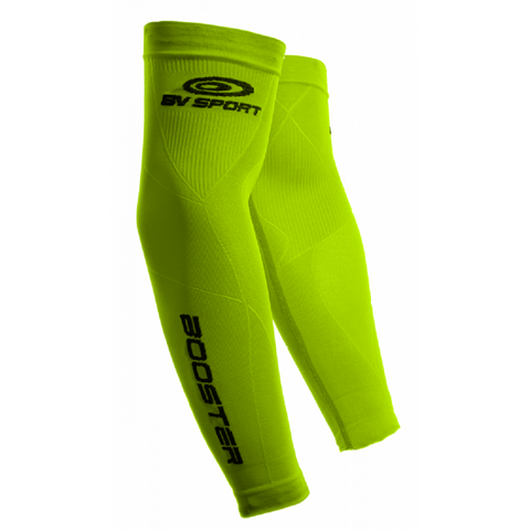 COMPRESSION ARM SLEEVES - GREEN