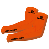 COMPRESSION ARM SLEEVES - ORANGE