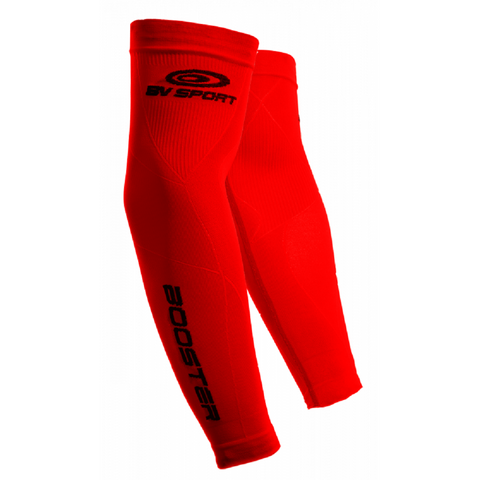 COMPRESSION ARM SLEEVES - RED