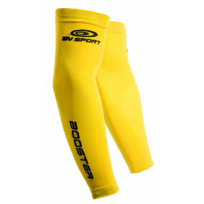 COMPRESSION ARM SLEEVES - YELLOW