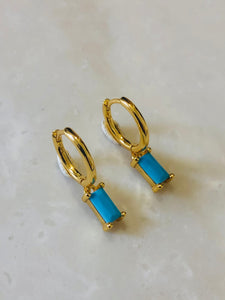 Plain Drop Earrings,Colorful Zircon Earrings,Small Hoop Earrings,Gold hoop earrings,dainty earrings,huggie hoop earrings,hoop earrings