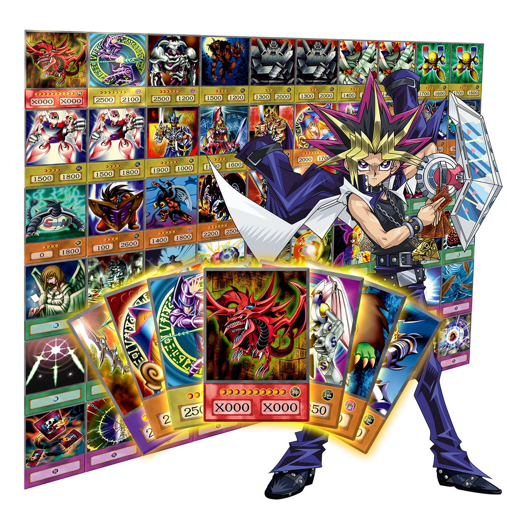 Anime Deck: Yami Yugi (Battle City Arc) - Oricashop