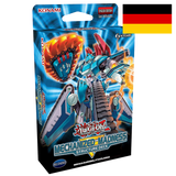 Mechanized Madness Structure Deck (DE) - Oricashop