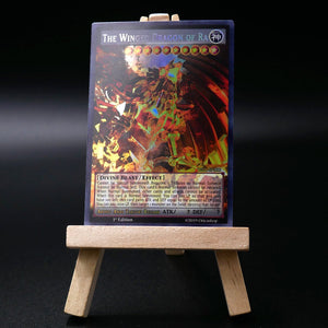 3x-Set: The 3 God Cards (HOLO / COMMON) ORIC-020-021-022