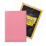 Dragon Shield Sleeves - Pink (Japanese-Sized) - Oricashop