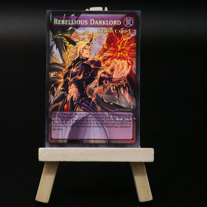 3x-Playset: Rebellious Darklord [Full-Art Proxy]