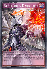 Load image into Gallery viewer, 3x-Playset: Rebellious Darklord [Full-Art Proxy]