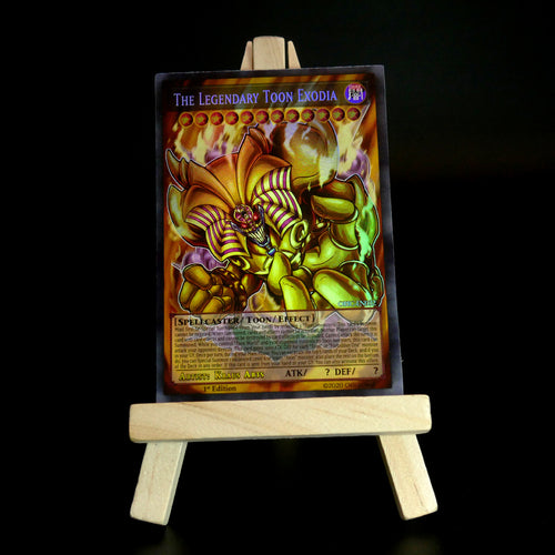 The Legendary Toon Exodia (Holo) ORIC-032
