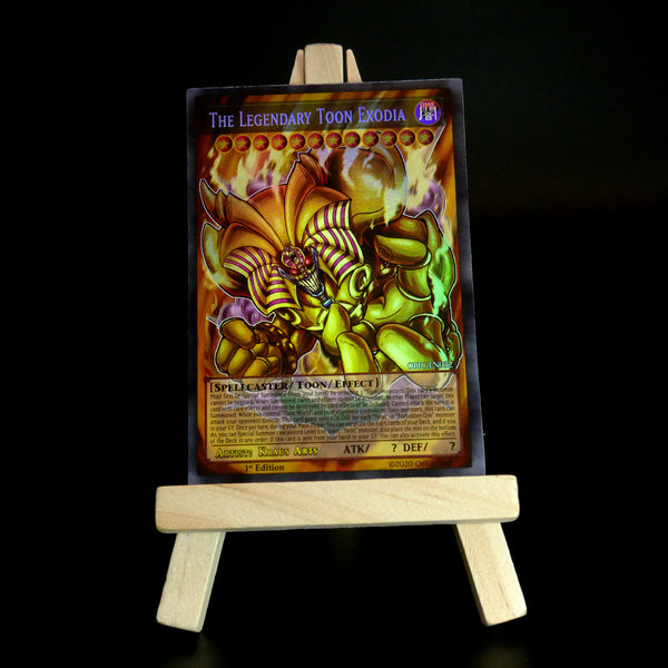 The Legendary Toon Exodia (Holo) ORIC-032 - Oricashop