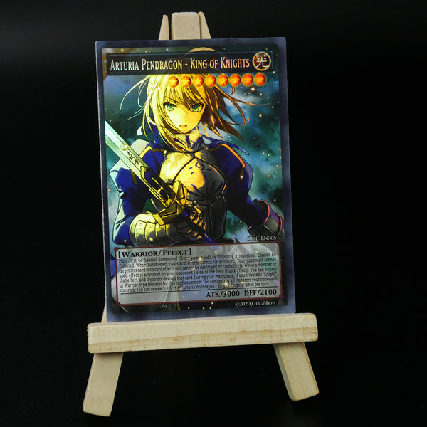 Arturia Pendragon - King of Knights (Holo) ORIC-048 - Oricashop