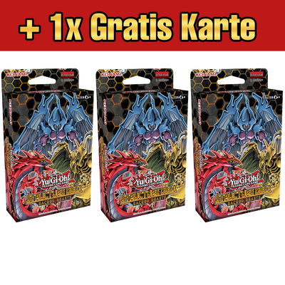Sacred Beasts Structure Deck (DE) - Oricashop