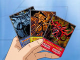 Anime Card Set: God Cards + Holactie (HOLO) - Oricashop