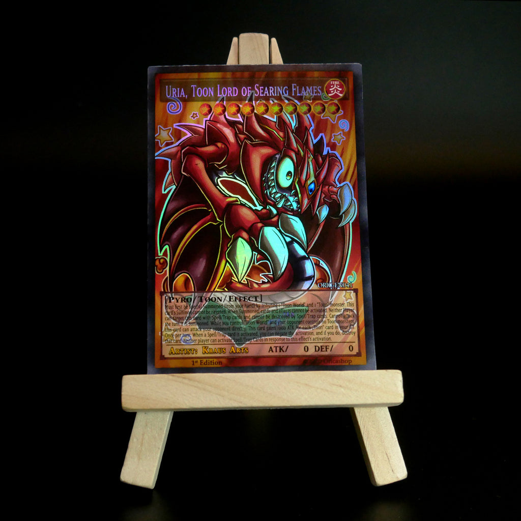 Orica Card Set: Toon Sacred Beasts (HOLO) - Oricashop