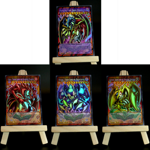 Orica Card Set: Toon Sacred Beasts (HOLO)