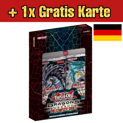 Dragons Of Legend: The Complete Series (DE) - Oricashop