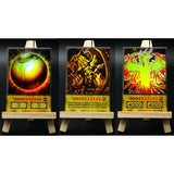 Anime Card Set: The Winged Dragon of Ra Collection (HOLO) - Oricashop