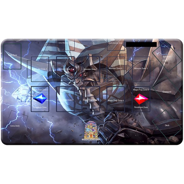 Obelisk the Tormentor Playmat - Oricashop