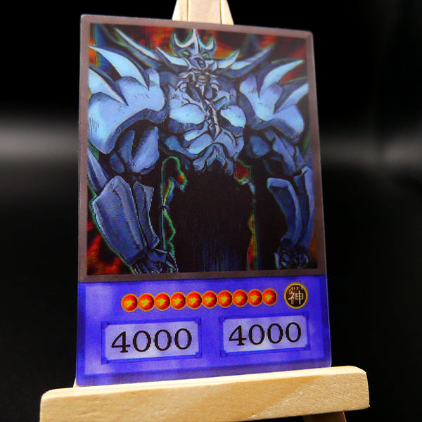 Anime Card Set: The 3 God Cards (3D) - Oricashop