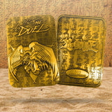 24k Gold Metal God Cards (Limited to 5000 Worldwide) - Oricashop