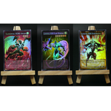 3x-Set: Elemental HERO Avian, Burstinatrix & Flame Wingman (Holo) - Oricashop