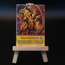Load image into Gallery viewer, The Winged Dragon of Ra Anime Card Real Life