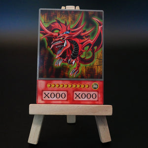 Slifer the Sky Dragon Anime Card Real Life