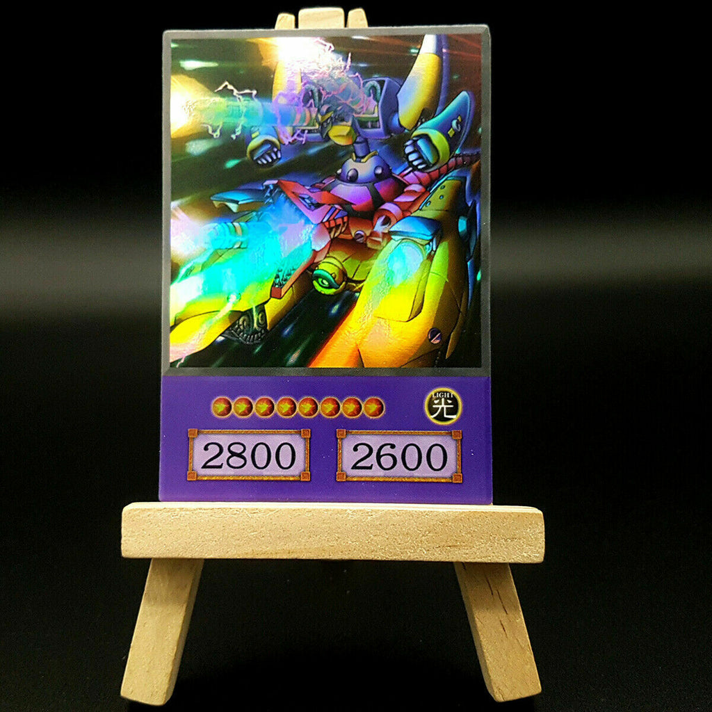 XYZ-Dragon Cannon (HOLO) - Oricashop