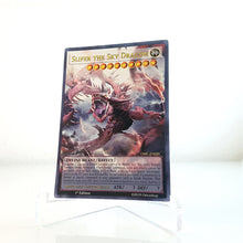 Load image into Gallery viewer, Slifer the Sky Dragon Full-Art Card Real Life