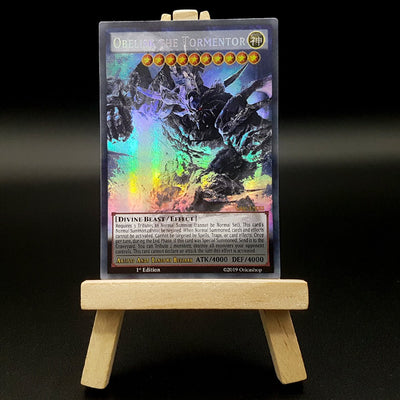 Obelisk the Tormentor (HOLO / COMMON) ORIC-021 - Oricashop