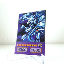 Load image into Gallery viewer, Blue-Eyes Ultimate Dragon Anime Card Real Life