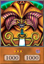 Load image into Gallery viewer, Exodia the Forbidden One Anime Card