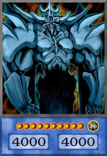 Load image into Gallery viewer, Obelisk the Tormentor Anime Card