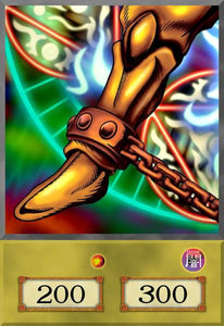 Right Leg of the Forbidden One Anime Card