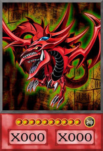 Slifer the Sky Dragon (HOLO / COMMON)