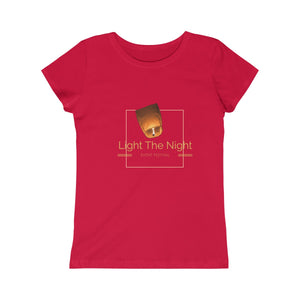 Girls Light The Night Princess Tee