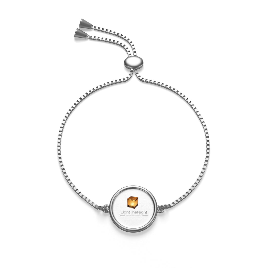 LTN Water Lantern Box Chain Bracelet