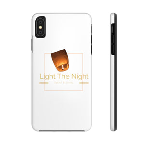 Light The Night Tough Phone Cases