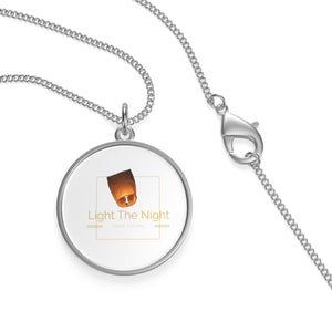 Single Loop LTN Sky Lantern Necklace