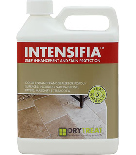 COLOR ENHANCING SEALER / INTENSIFIA™