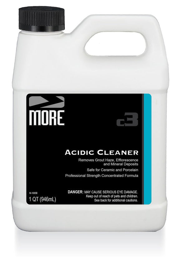 ACIDIC CLEANER QUART